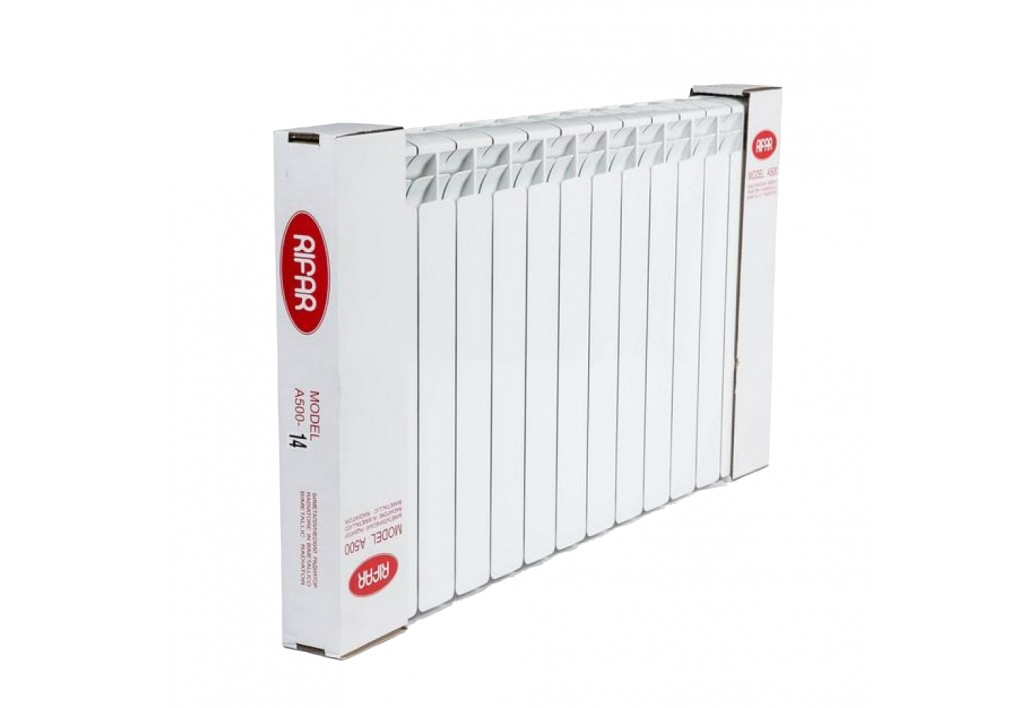 Радиатор Rifar Alp 500 (13секций)