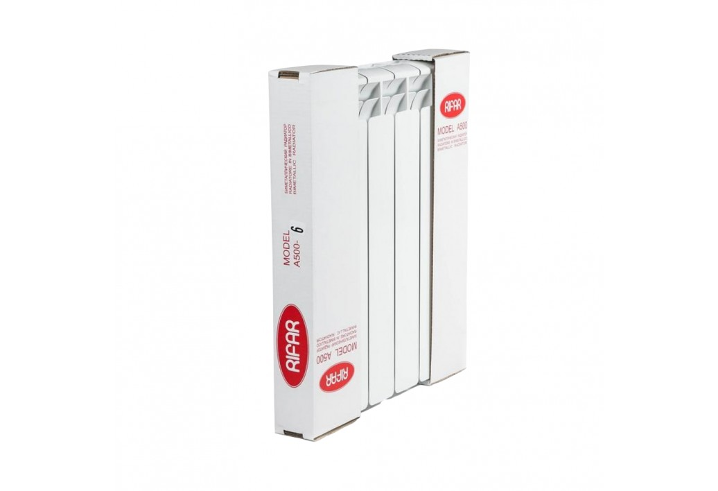 Радиатор Rifar Alp 500 (5секций)