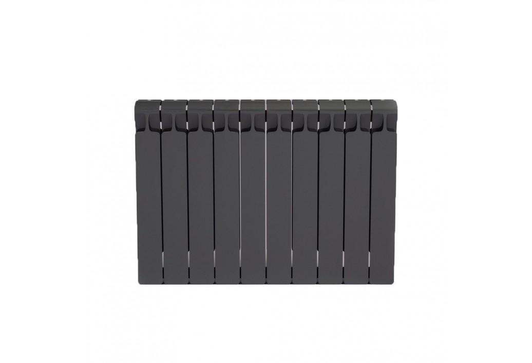 Радиатор Rifar Monolit 500 Антрацит (10секций)
