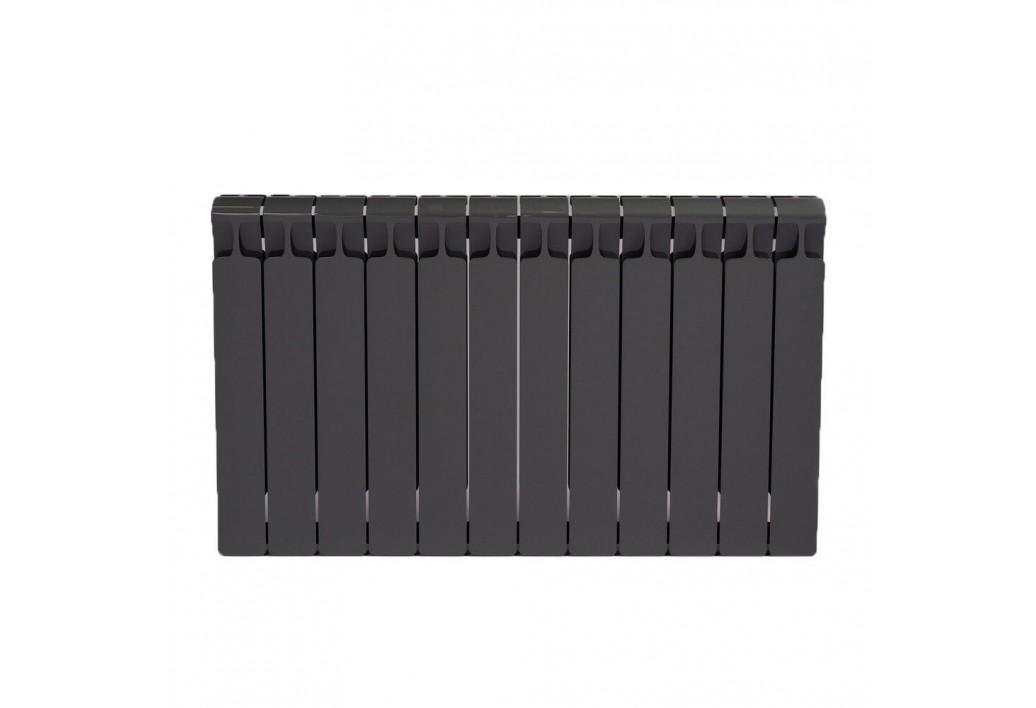 Радиатор Rifar Monolit 500 Антрацит (14секций)
